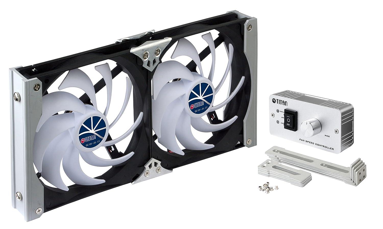 Titan TTC-SC09TZ - Ventola di raffreddamento Titan Technology GmbH TTC-SC09TZ(B)