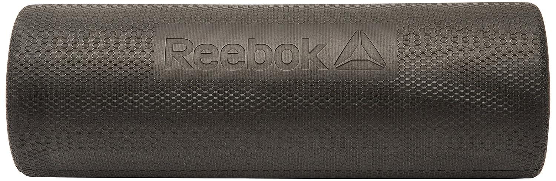 Reebok RSYG-16009 Rodillo de Espuma-Corto, Unisex, Negro, Talla Única Talla Única RFE International