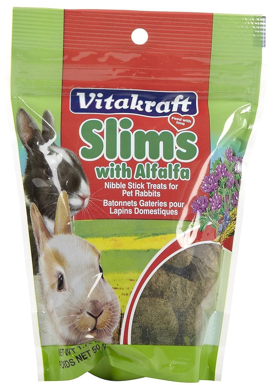 Vitakraft Rabbit Alfalfa Slims 50g PETS CHOIC