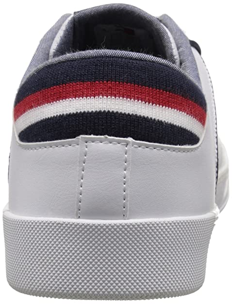 22fd3c00dc14c Tommy Hilfiger Men's Kilton Oxford, White, 7 M US: Amazon.co.uk ...