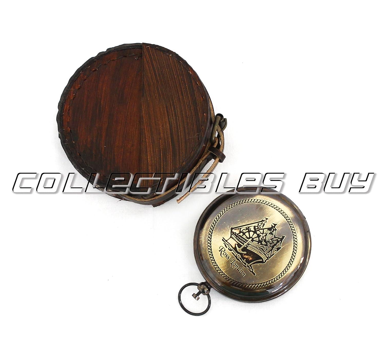 Collectibles BuyヴィンテージMarine Dollonロンドン磁気デバイスNavigational出荷デザインコンパス   B07C4RF2JC