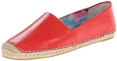 Sam Edelman Women's Lynn Moccasin, Hot Coral, ...
