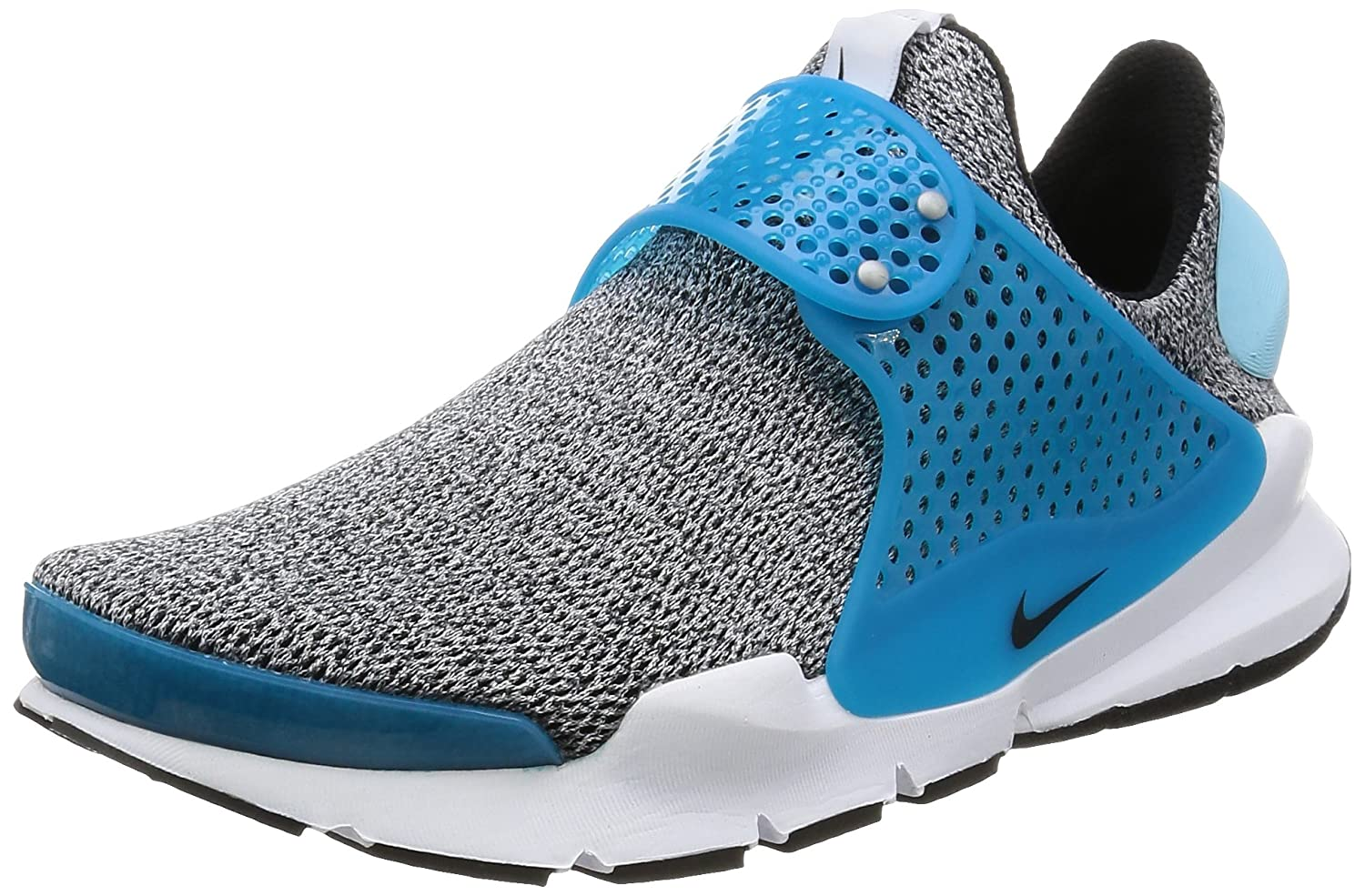 NIKE Womens Sock Dart Running Shoes B01NH4Z1JV 7 B(M) US|Black / Black-blue Lagoon-white