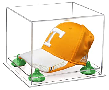 Better Display Cases - Gorra de béisbol de acrílico o Funda de ...