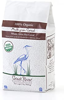 product image for Great River Organic Milling, Hot Cereal, Multi-Grain Cereal, Organic, 2-Pounds (Pack fo 4)