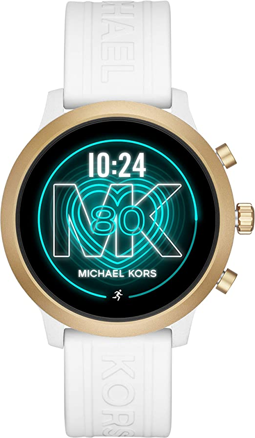 Amazon.com: Michael Kors Access MKGO Smartwatch - Pantalla ...