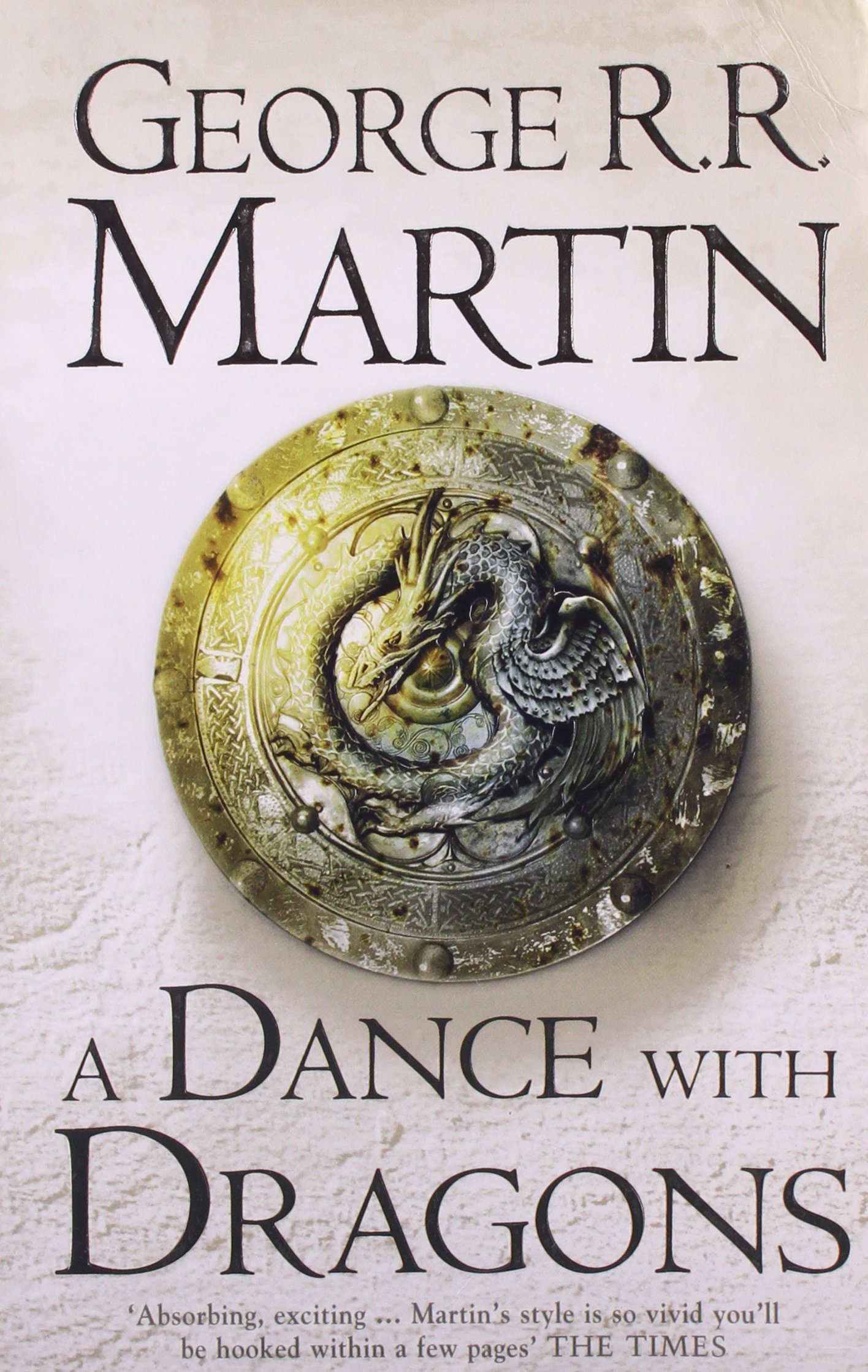 Read Online A Dance with Dragons: A Song of Ice and Fire: Book Five PDF