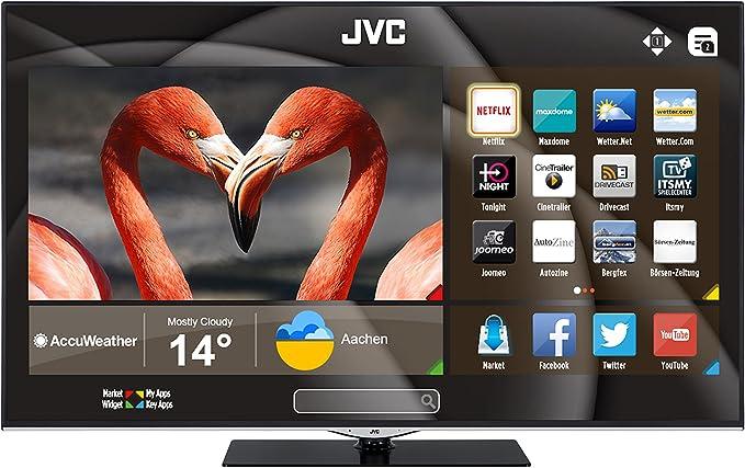 JVC LT-49VU800 - Televisor (124 cm/49