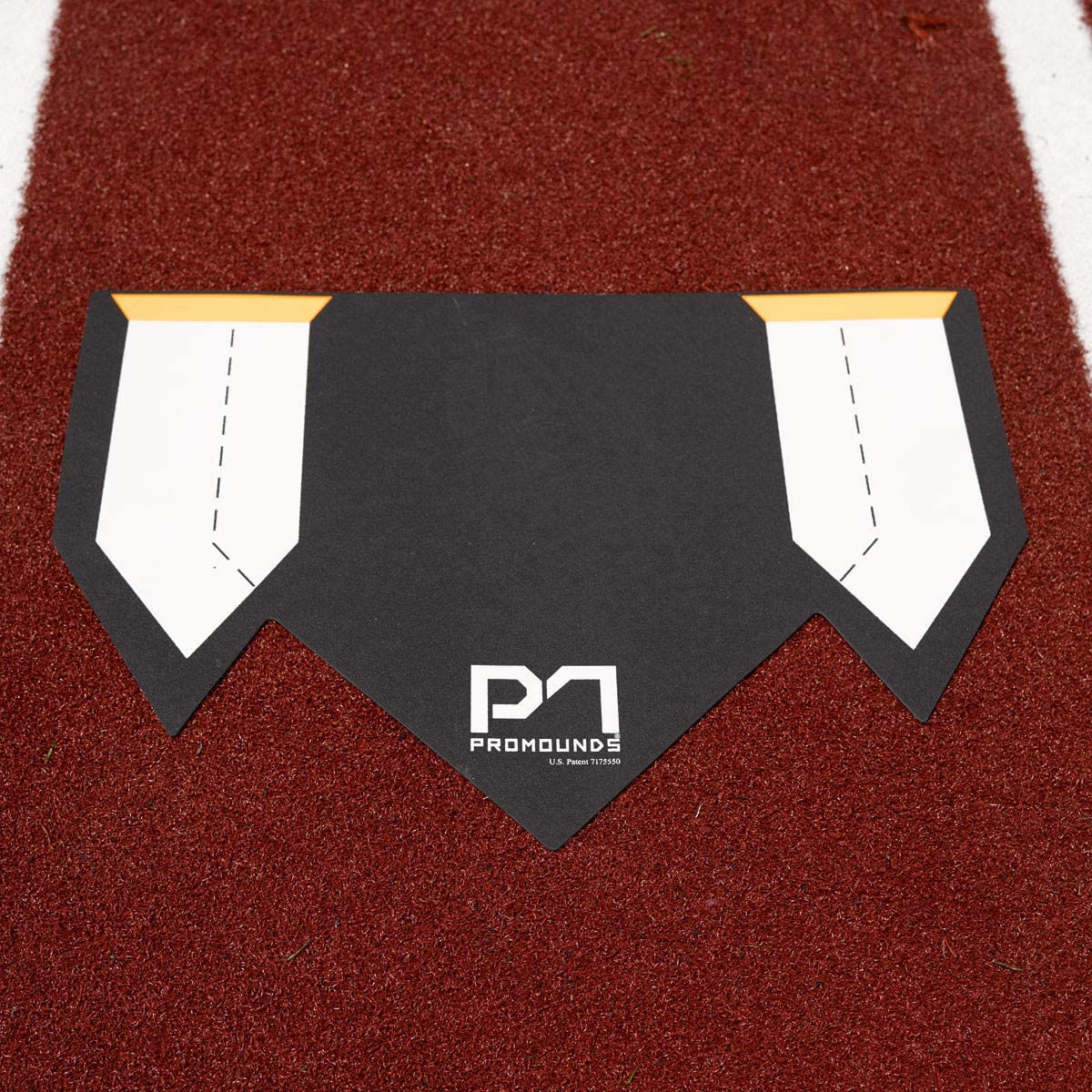 ProMounds The Ultimate Pitchers and Catchers Plate