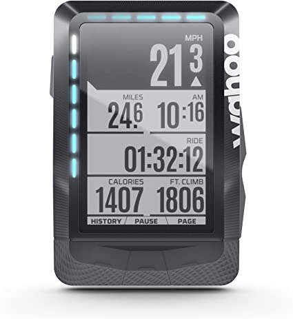 Wahoo Element GPS bike computer New