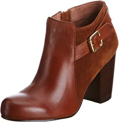 Moda In Pelle Women s Mornington Tan Ankle Boots MOR01 3 UK  Amazon ... fc10b2478d09