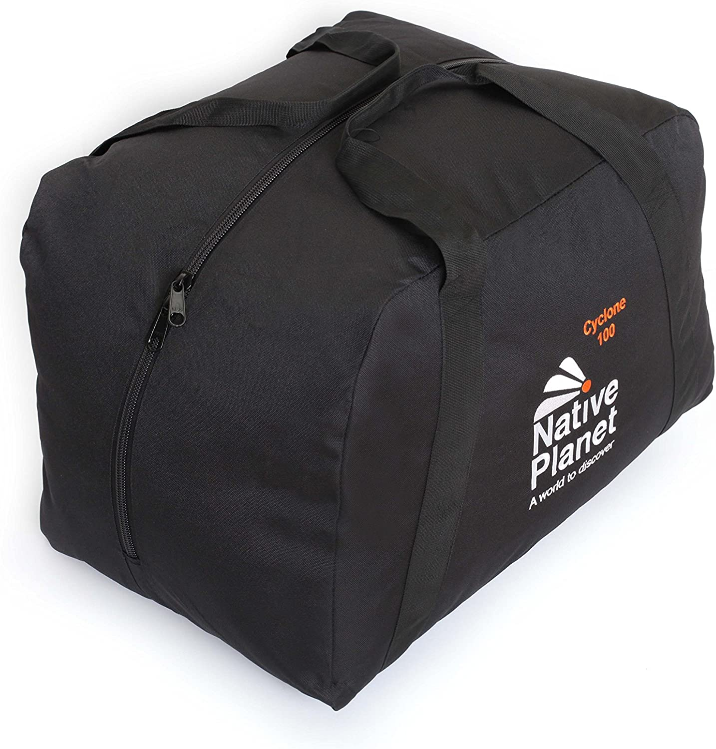 Native Planet Foldable Cyclone Travel Duffle Bag Highly Durable
