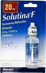 Solutina Solución F, 20ml