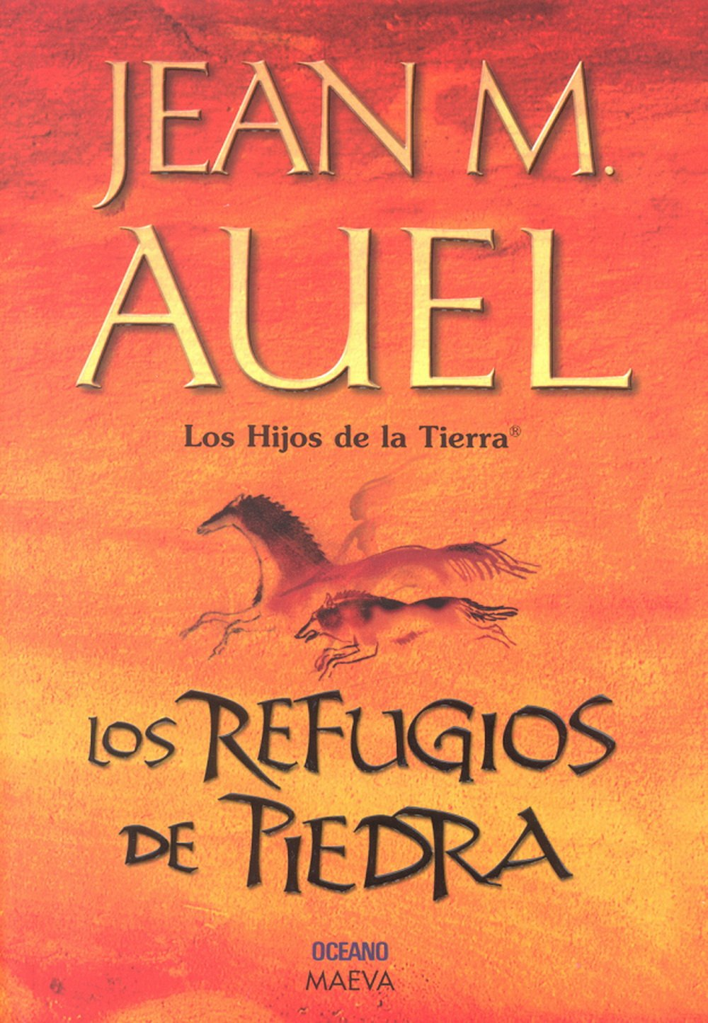 Los Refugios De Piedra / The Shelters of Stone Hijos De La Tierra / Earth's  Children: Amazon.es: Jean M. Auel: Libros
