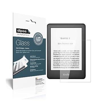dipos I 2X Protector de Pantalla Compatible con Amazon Kindle E ...