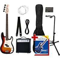 Rocktile pack Groover's PB E-Bass Set II Sunburst