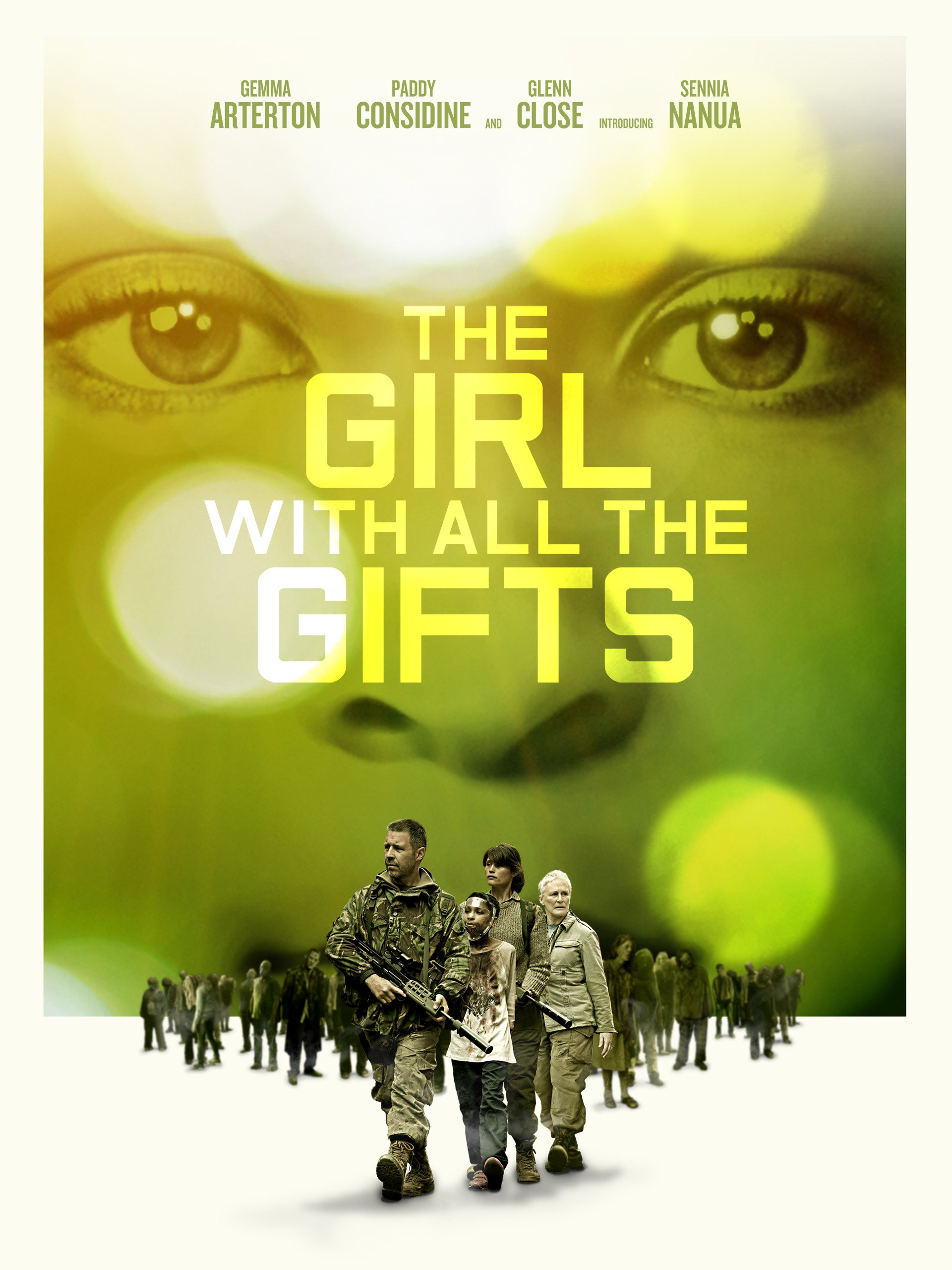 The Girl with All The Gifts on Amazon Prime Video UK