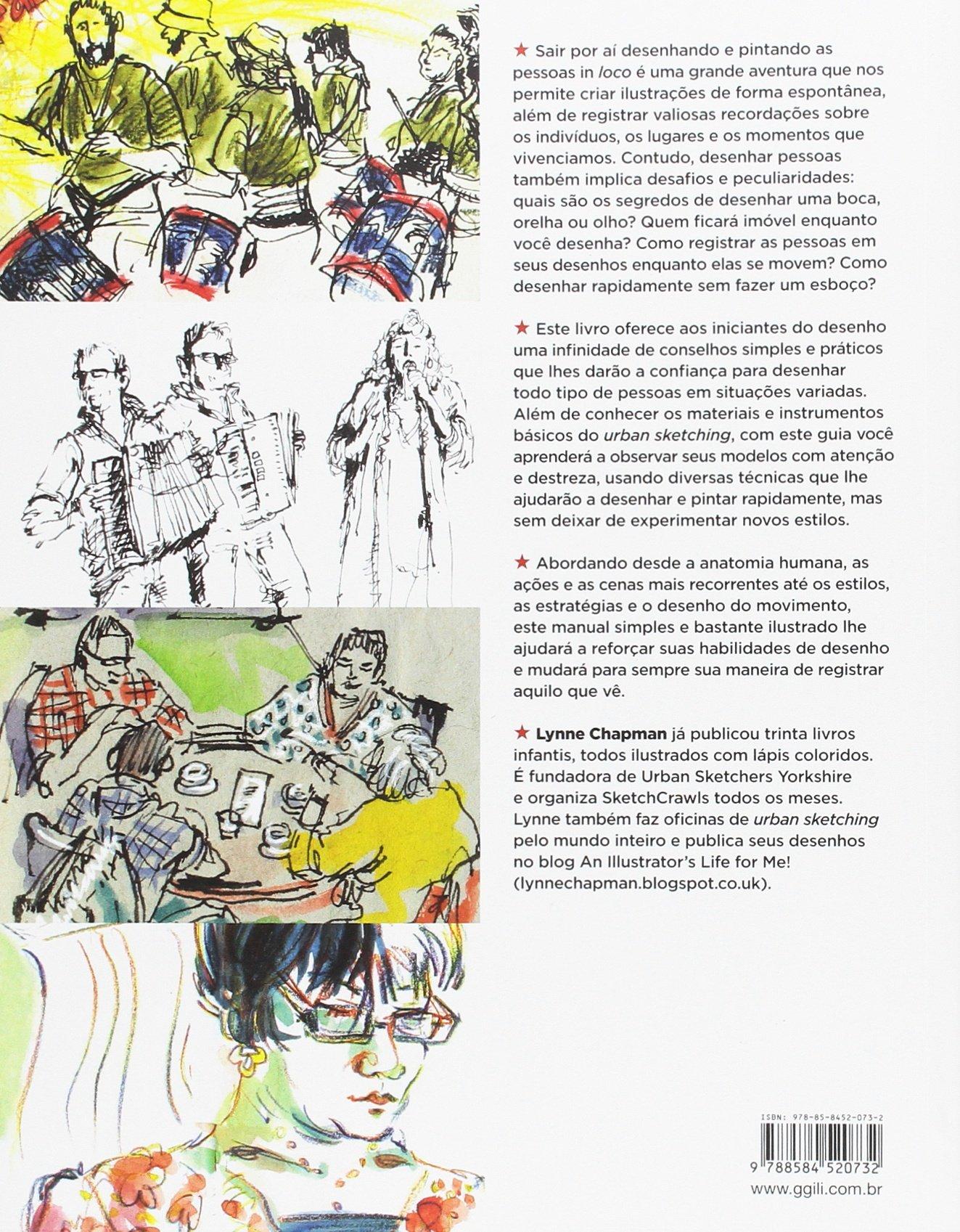 Desenhando Pessoas Em Ação Guia Prático Para Registrar