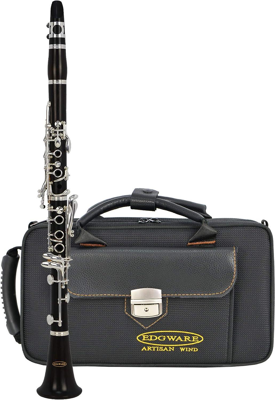 Edgware ECL01 Clarinete Sib: Amazon.es: Instrumentos musicales