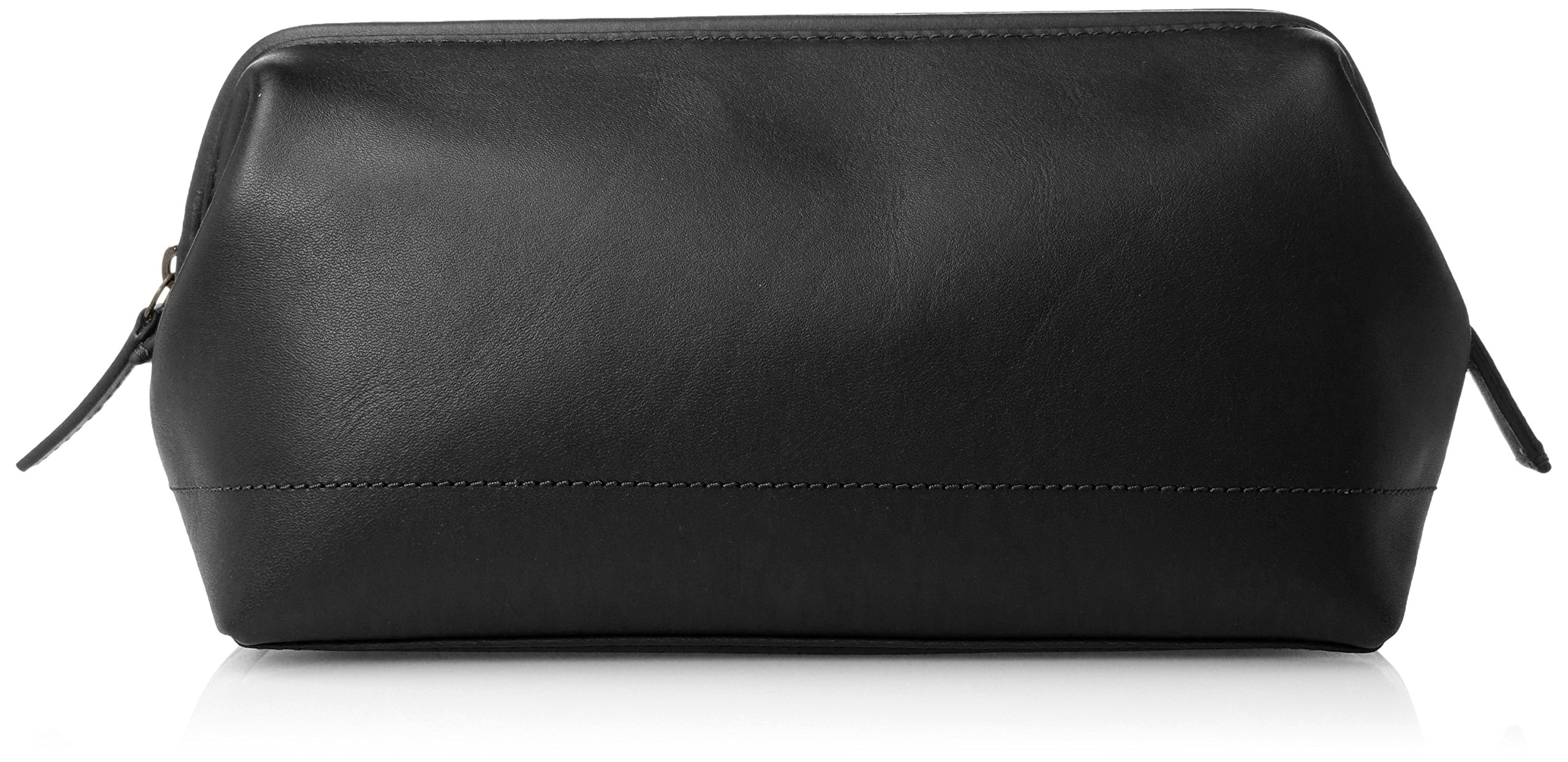 Fossil Men's Framed Shave Kit Black Accessory, -black, 10.3''L x 6''W x 5.5''H by Fossil (Image #1)