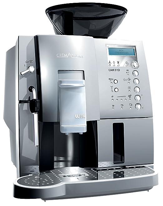 WIK 9751D - Cafetera de espresso automática con ...