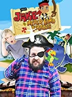 JAKE AND THE NEVERLAND PIRATES Super Creature Whale Adventure Live Action Parody + Captain Hook