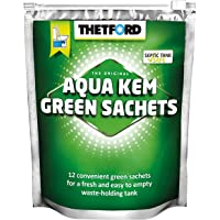 Aqua kem vert en sachets