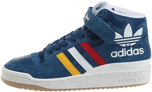the latest f74e4 30cd7 ... germany adidas forum mid rs xl french blue g50823 9 dm us amazon shoes  handbags 4f980