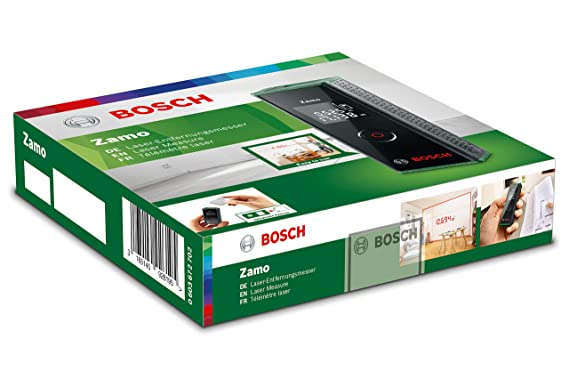 Bosch laser entfernungsmesser zamo set generation messbereich