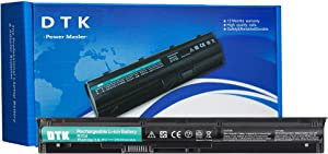DTK RI04 RI04XL RI06XL Laptop Battery for HP ProBook 450 G3 / 450 G4 / 455 G3 / 455 G4 / 470 G3 / 470 G4 Notebook [14.8V 2500mAh]