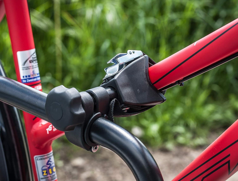 EUFAB 11230 - Soporte Corto para Cuadro de Bicicleta: Amazon.es ...