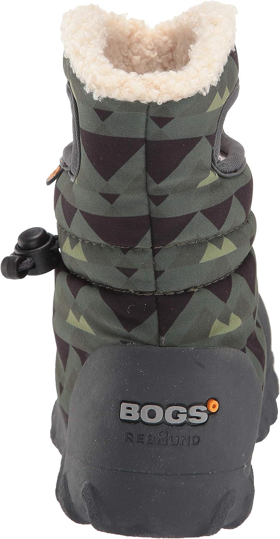 BOGS Kids B Moc Insulated Winter Waterproof Snow Boot