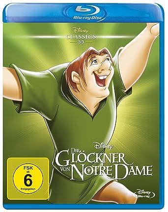 Der Glockner Von Notre Dame Disney Classics Blu Ray Amazon De
