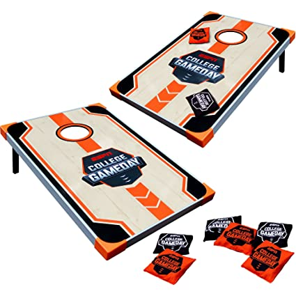 Admirable Amazon Com Md Sports Espn College Gameday 42 Premium Bean Ocoug Best Dining Table And Chair Ideas Images Ocougorg