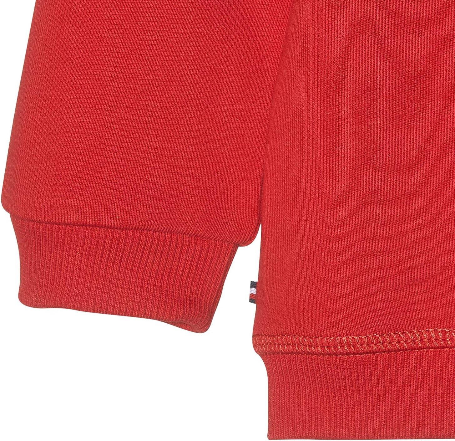 Tommy Hilfiger Baby Tommy Loopback Sweatshirt Sweat-Shirt B/éb/é gar/çon