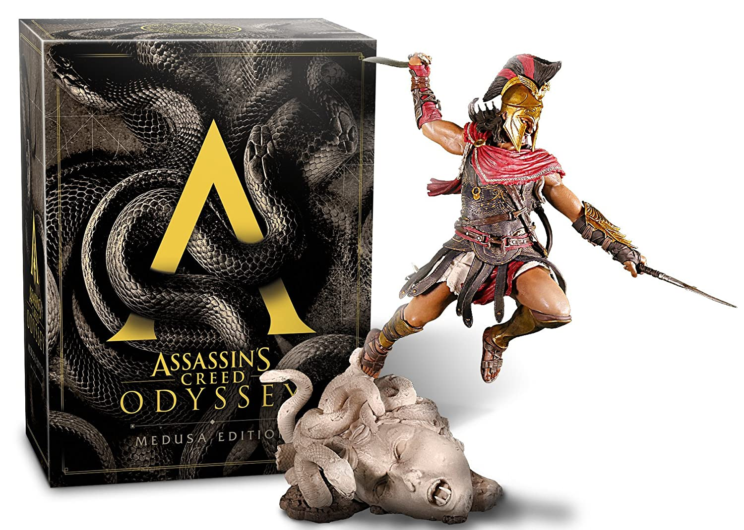 Assassin's Creed Odyssey Medusa Edition PS4