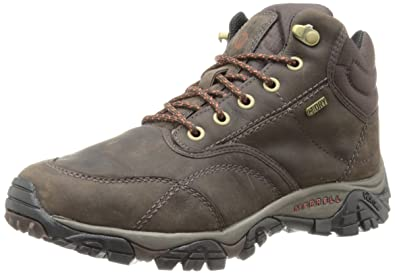 Merrell Men's Moab Rover Mid Waterproof Boot,Espresso,7.5 ...