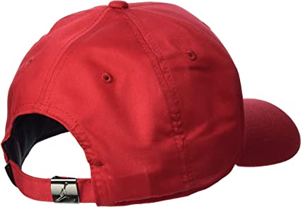 Nike Jordan CLC99 Metal Jumpman - Gorra, Unisex Adulto, Gym Red ...