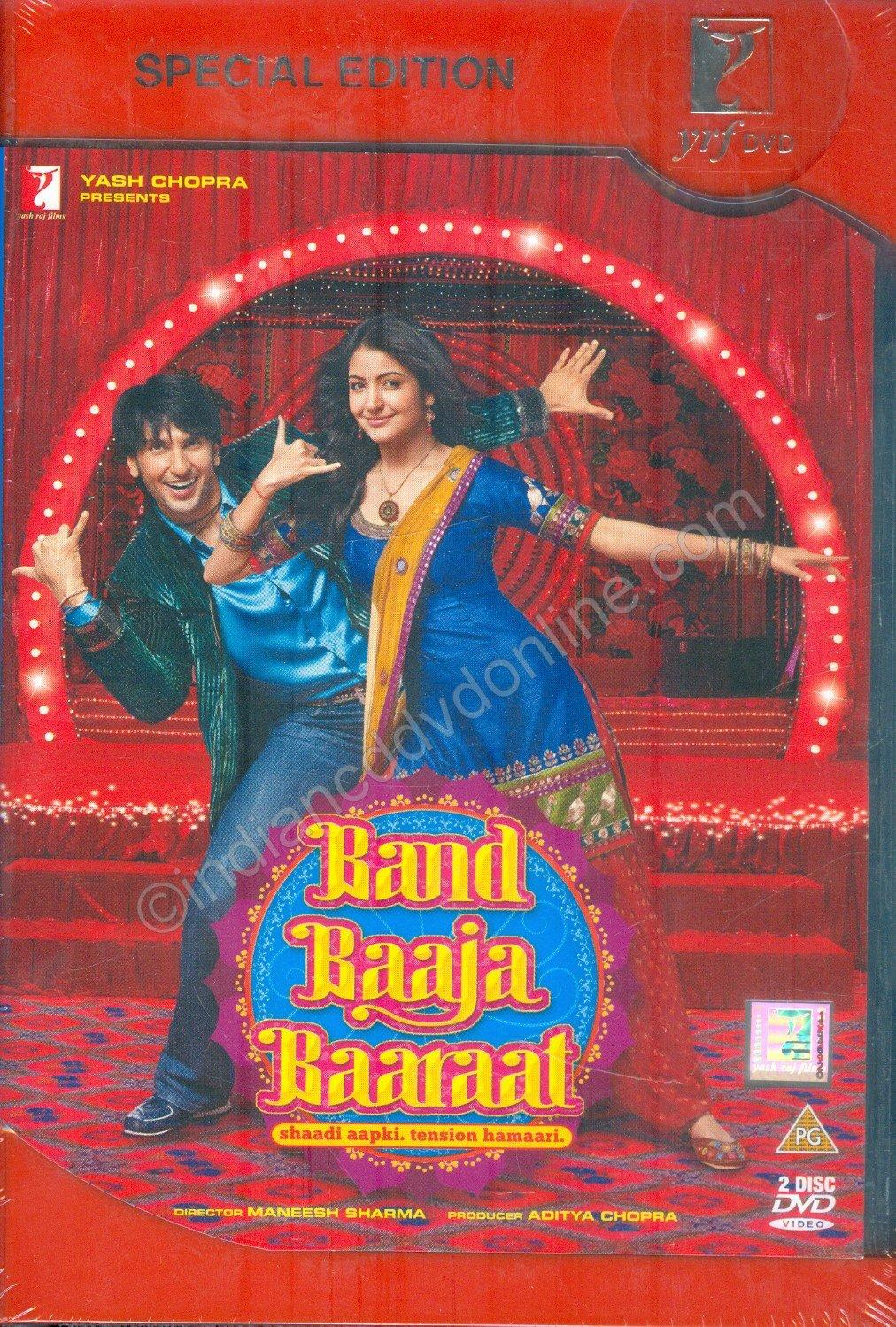 Amazon Band Baaja Baaraat Movies TV