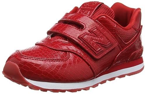 Chaussures Yv574v1 New Balance, Les Enfants Unisexe, Rose (rose), 39 Eu