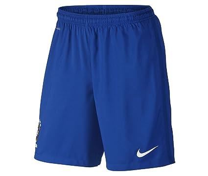 Nike Mens Brazil Stadium Home Shorts (Blue)(S)