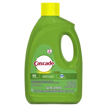 Amazon.com: Cascade - Detergente de gel para lavavajillas ...