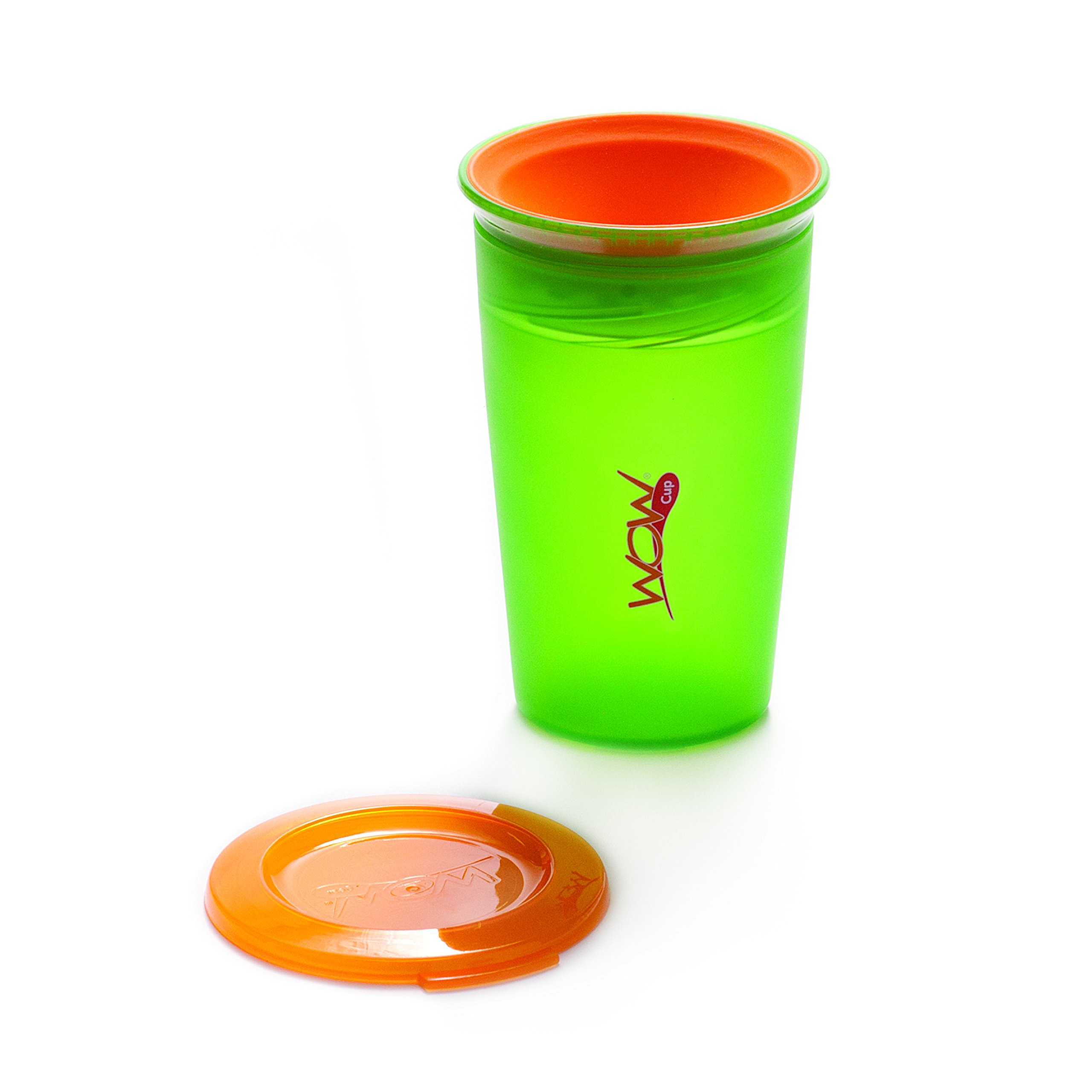 Amazon.com : Wow Cup for Kids - NEW Innovative 360 Spill Free ...