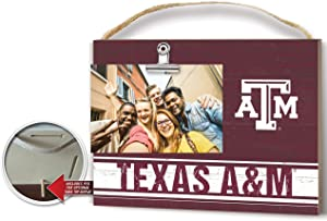KH Sports Fan Team Colore Texas A&M Aggies Clip Logo Photo Frame