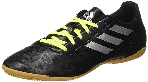 buy online e8377 5925f Adidas Conquisto II in, Scarpe da Calcio Uomo, (CblackSilvmtSolred