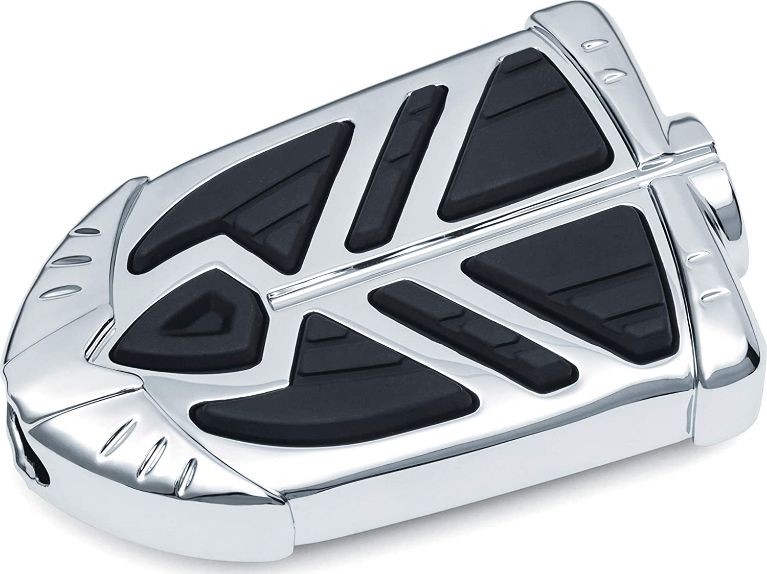 Oil Cooler Cover for 2014-19 Indian Motorcycles Chrome Kuryakyn 5640 Motorcycle Engine Accent Accessory