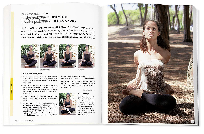 Yoga   Das große Praxisbuch für Einsteiger & Fortgeschrittene ...