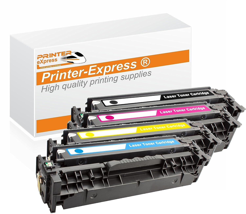 Toner Cartridges für HP LaserJet Pro MFP M476dn ersetzt CF380A-83A oder Chip