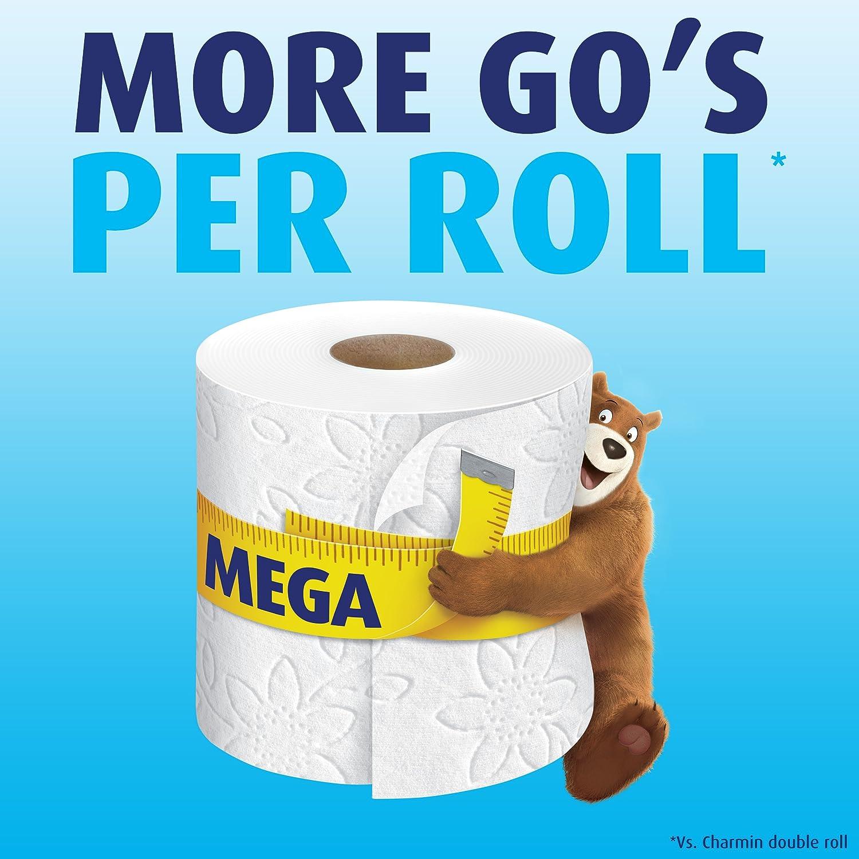 Papel Higiénico Ultra Suave Tejido De Baño Mega Roll 9 Unidades De 308 Hojas De 2 Capas Por Rollo Grocery Gourmet Food