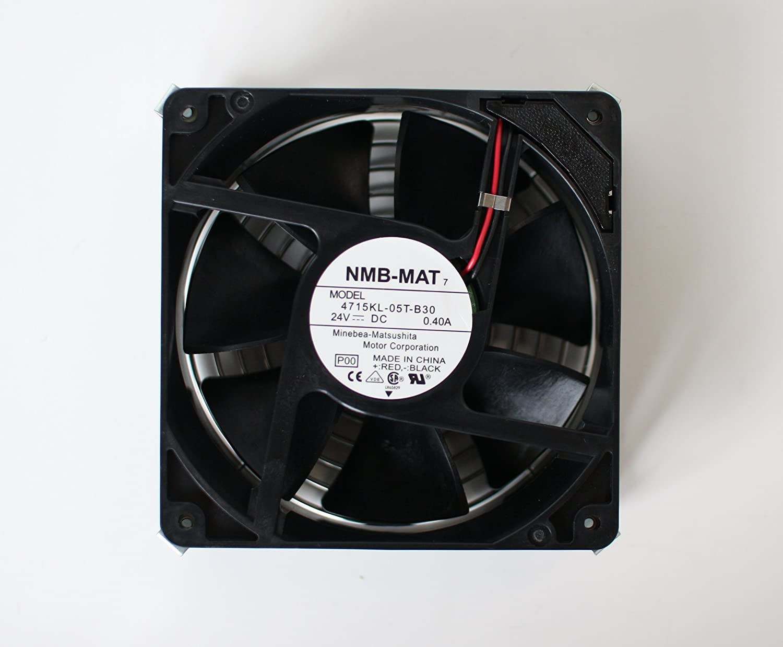GENICOM NMB-MAT 4715KL-05T-B30-4715KL-05T-B30 FAN 24VDC 3A Brushless 4-5//8 inch